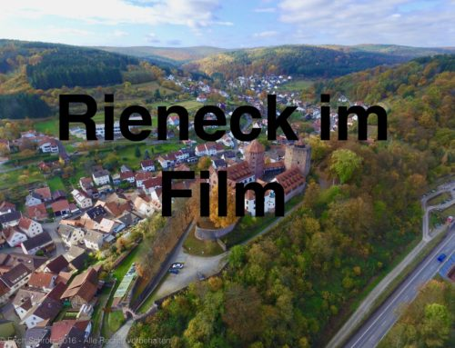 Oktober in Rieneck – der Film – auf meinem neuen YouTube Kanal